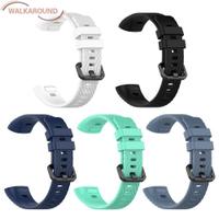 華為 適用於 Huawei Band 3 Pro 的 Walk Soft TPU 手錶帶手鍊腕帶更換