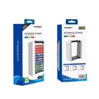 [9玉山比價網] PS5遊戲光盤盒碟架收納架 TP5-0520 12層光碟收納架