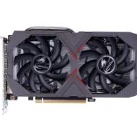 New seven rainbow gtx1660s super Tomahawk netchi ultra / 2060super 8g graphics card