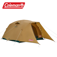 【Coleman 美國】4-6人透氣圓頂露營帳篷 (CM-38138M000)