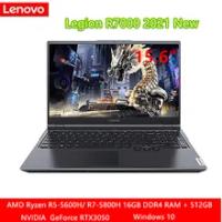 """Lenovo Legion R7000 Laptop Chơi Game 15.6 """"FHD IPS AMD Ryzen R5-5600H/ R7-5800H Cao Tốc Độ Làm Tươi IPS Full Màn Hình windows10"""