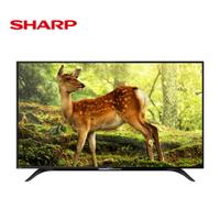 【限時促銷】SHARP 夏普 60吋4K聯網LED液晶電視 4T-C60CK1X(含基本安裝+舊機回收)