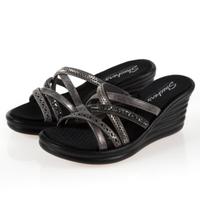 【SKECHERS】女 休閒系列 涼鞋 RUMBLER WAVE(31777PEW)
