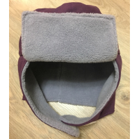 Nefful妮芙露負離子含遮光眼罩的睡帽