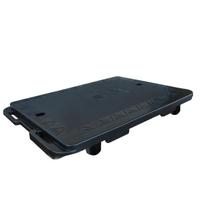 【HS 勾勾樂】組合式 塑膠PP棧板 HS-480D(3入組   組合棧板)