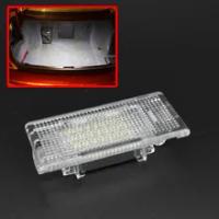 24 LED ภายใน Footwell กระเป๋าเดินทาง Trunk Boot กล่องถุงมือสำหรับ BMW E90 E92 E66 E61