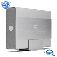【OWC】Mercury Elite Pro - USB 3.2 Gen 1(3.5 吋 SATA 硬碟外接盒)