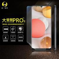 【o-one大螢膜PRO】Samsung Galaxy A42 5G 滿版手機螢幕保護貼