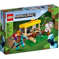 玩樂趣 LEGO樂高 21171 Minecraft-馬廄 全新盒組