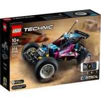 【LEGO 樂高】《 LT42124 》科技 Technic 系列 - 越野車(42124)