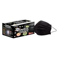 萊潔 醫療防護兒童口罩-童心曜石黑(50入/盒裝)(衛生用品,恕不退貨,無法接受者勿下單)