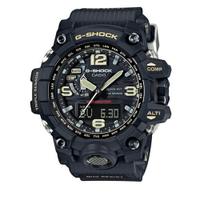 刷卡滿3千回饋5%點數|CASIO G-SHOCK/強悍有力征服電波動運腕錶/GWG-1000-1ADR