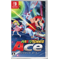 Switch遊戲 瑪利歐網球 王牌高手 Mario Tennis Ace 中文版 【魔力電玩】