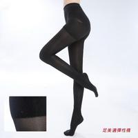 【買二送一足美適彈性襪】中壓220DEN萊卡機能褲襪一組三雙(翹臀塑腹/壓力襪/顯瘦腿襪/醫療襪/彈力襪/靜脈曲