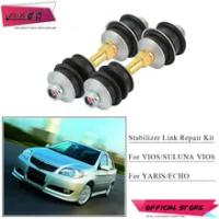 ZUK 2PCS Front Stabilizer Link Repair Kit For Toyota YARIS/ECHO XA VIOS/SOLUNA VIOS For Scion xA xB OEM:48819-52010