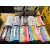 荷康 夢幻雪花、四色耳繩彩虹、黑舞蝶,盒裝50入口罩 有現貨