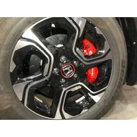【凱達輪胎鋁圈館】WinPlus卡鉗、碟盤 客製化 HONDA CRV5代 5.5代 原廠圈直上 免墊片免改圈 歡迎詢問