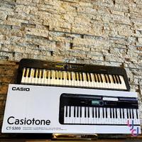 現貨免運 贈高階延音踏板 Casio CT-S300 S300 61鍵 手提式 電子琴 入門 力度感應 公司貨 保固一年