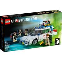 [BrickHouse] LEGO 樂高 21108 魔鬼剋星 Ghostbusters Ecto-1 全新