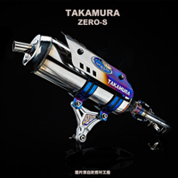 鷹村 Takamura ZERO'S款 白鐵側繞束環管 白鐵管 四代戰 / BWSR / 五代戰 / JETS / 勁戰