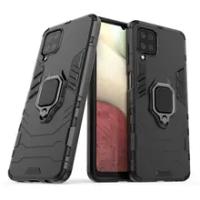 For Samsung Galaxy A12 Case Samsung A12 Cover Hybrid Silicone + TPU Cover Phone Case For Samsung A12 GalaxyA12 Case