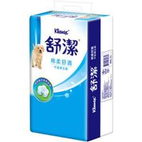 舒潔平版衛生紙300張*6包【愛買】