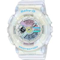 刷卡滿3千回饋5%點數|CASIO 卡西歐 Baby-G 極光舞動炫彩半透明計時手錶 BA-110PL-7A2