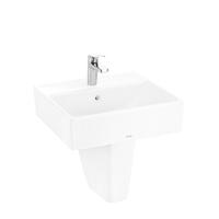 修易衛浴-TOTO L710 CGUR SP 壁掛式臉盆 (不含龍頭)