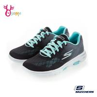 Skechers GOWALK 5 成人女款 漸層美學 健走鞋 運動鞋 S8285#黑藍 奧森