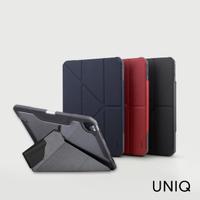 【UNIQ】iPad Pro 11吋 2021 Trexa 抗菌磁吸帶筆槽透明平板保護套