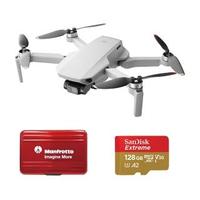 【DJI】Mini 2 空拍機 暢飛套裝 公司貨(送Sandisk 128G記憶卡+收納盒)