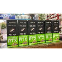 全新 盒裝 附發票 ASUS MSI 技嘉 RTX3070 RTX3080 系列 顯示卡 零售價