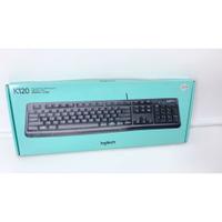 羅技 Logitech K120 有線鍵盤 USB 哈帝