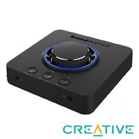 【也店家族 】CREATIVE Sound Blaster X3 Hi-Res 7.1聲道 外接式 USB 音效卡