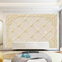 免運 壁紙 5d歐式壁畫電視背景墻壁紙3d立體8d墻紙現代大氣影視墻布裝飾客廳