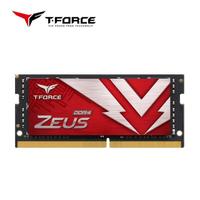 【Team 十銓】T-FORCE ZEUS DDR4-3200 16GB CL16 筆記型電競記憶體 低延遲