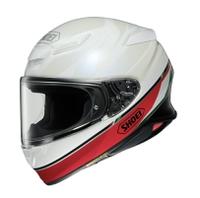 預購商品 任我行騎士部品 SHOEI Z-8 彩繪 NOCTURNE TC-4 綠白 日本帽 通勤帽款 可PFS Z8