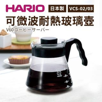 【HARIO】可微波耐熱玻璃壺700ml(日本製)