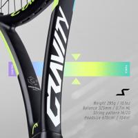2021 Head Graphene 360+ Gravity S 專業網球拍