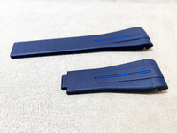 勞力士專用錶帶 Explorer ll RUBBER B® DATEJUST ll 42mm 藍原用ROLEX專用扣