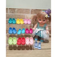 《云媽娃衣舖》小美樂 costco迪士尼35公分公主娃娃適用鞋
