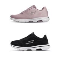【MAZGO】SKECHERS GO WALK 5 女休閒鞋 女健走鞋 女運動鞋 15902WBKW/15929MVE