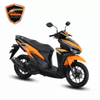 Motorcycle Front Windshield Shield Screen Decoration Decals for Honda Click 125 125i 150 150i