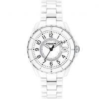 【COACH】時尚小香款晶鑽陶瓷腕錶-32mm/白(14503462)