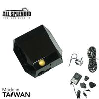 All splendid 【迷你空壓機 模型噴筆專用】攜帶式 氣汞空氣壓縮機 靜音無油 台灣製造 Compressor