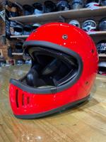 任我行騎士部品 Gallop M2 山車帽 內藏墨鏡 全罩 安全帽 #紅色