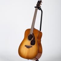 (贈千元配件) YAMAHA FG800 沙漠漸層 面單板 民謠 木 吉他 大桶身 彈唱 現貨免運 贈 原廠琴袋 調音器