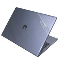 【Ezstick】華為 HUAWEI MateBook X Pro 二代透氣機身保護貼(含上蓋貼、鍵盤週圍貼、底部貼)