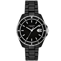 【COACH】經典C字LOGO陶瓷腕錶-32mm/黑(14503805)