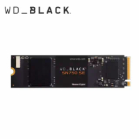 【WD 威騰】黑標 SN750 SE 1TB M.2 2280 PCIe SSD(讀:3600MB/s 寫:2830MB/s)